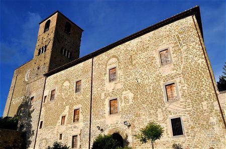 Abbazia di Santa Maria di Valdiponte - Abbazia di Montelabate
