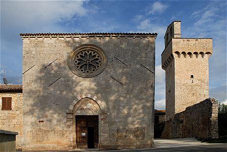 Chiesa di Santa Maria in Pantano