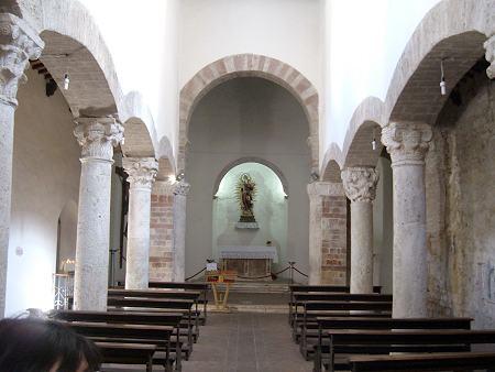 Chiesa di santa Maria in Pensole, Narni