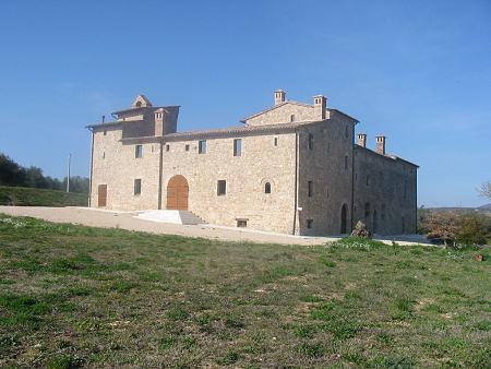 Convento e Abbazia di Santa Illuminata - Massa Martana