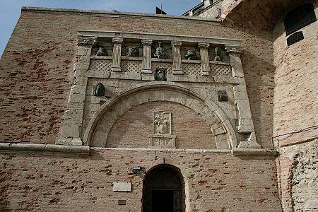 Porta Marzia Perugia